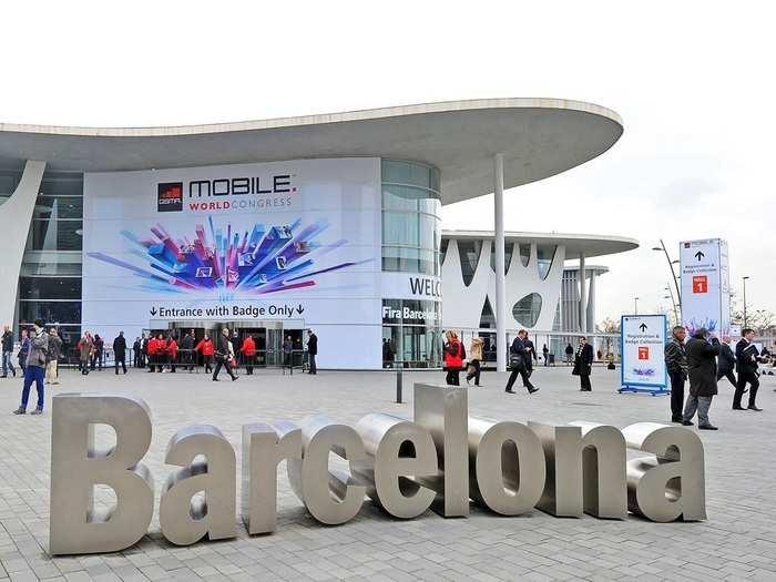 Mobile World Congress 2021 Barcelona New smartphone TV Launch 1