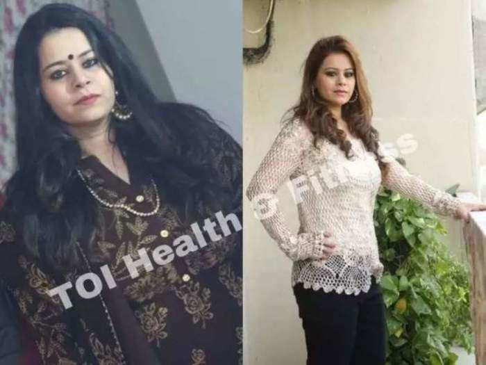 with help of beetroot roti and following these important tips the woman lost 32 kg weight after delivery inspirational weight loss story