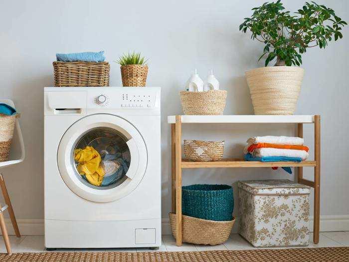 Washing Machines : कपड़ों के जिद्दी दाग को हटाकर उन्हें तेजी से ड्राय करती हैं ये वॉशिंग मशीन