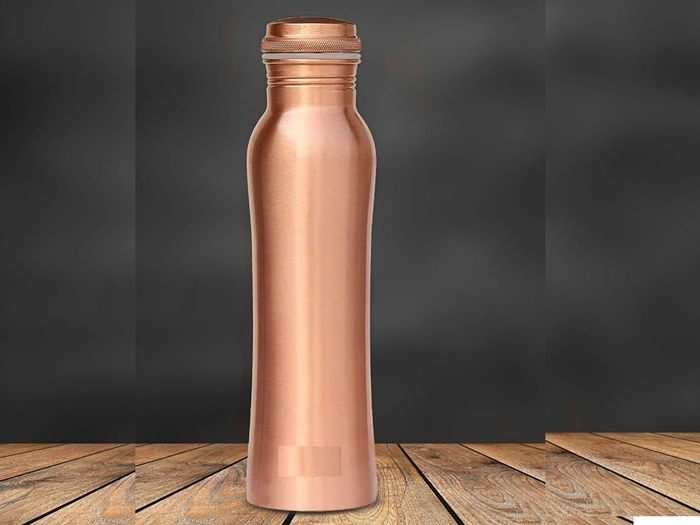 Copper Bottle Set : इन Copper Water Bottles में रखा का पानी पीने से बढ़ेगी आपकी इम्युनिटी, भारी छूट पर करें ऑर्डर