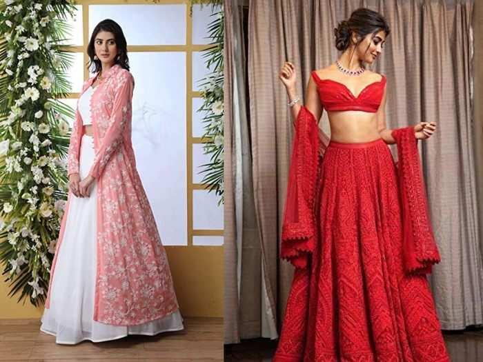 Lehenga For Wedding : इन Lehenga Choli को पहनकर वेडिंग पार्टी में दिखे सबसे खूबसूरत, अभी 70% की छूट पर खरीदें