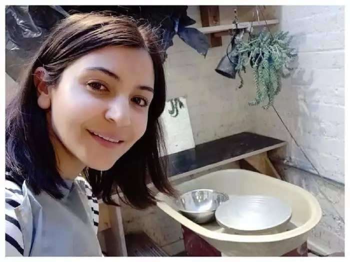 anushka sharma face hair fall problem after pregnancy and tips for hair fall