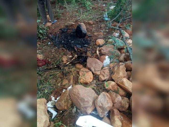 Charred body found in Tirupati is of Hyderabad techie