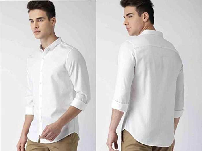 Shirt For Men : कॉटन फैब्रिक से बनी इन Mens Shirt से आपको मिलेगा अच्छे लुक के साथ कंफर्ट, कीमत 699 रुपए से शुरू