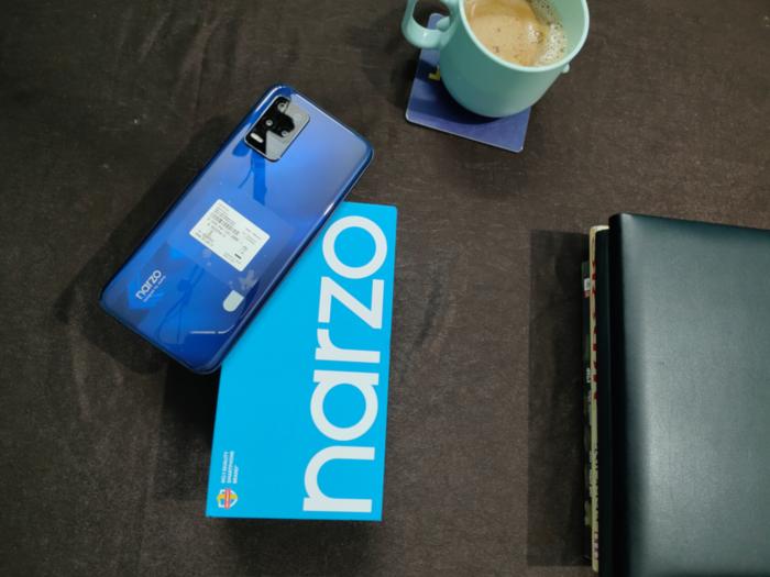 Realme 30 Narrzo 5G 3