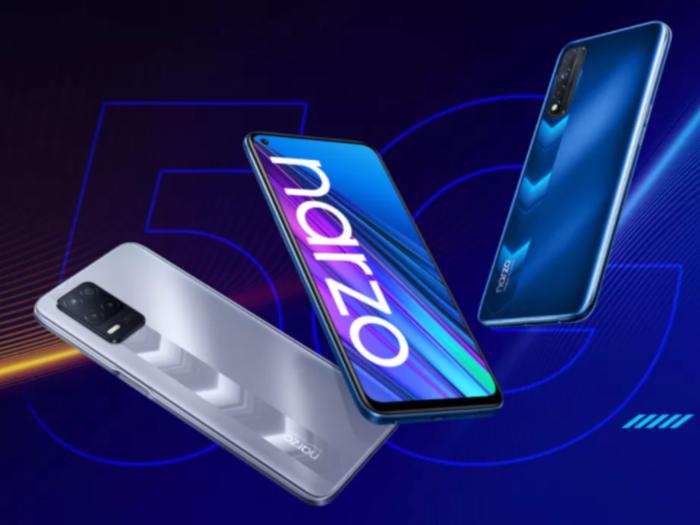 Realme Narzo 30 5G First Sale