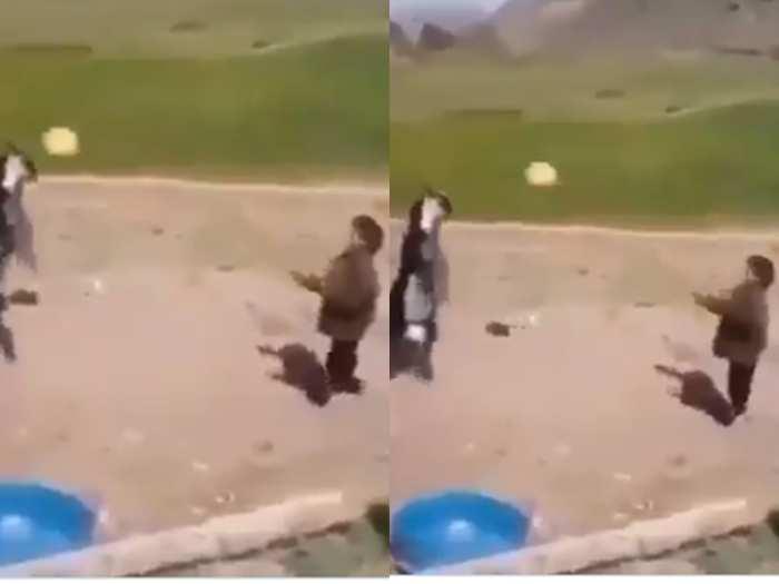 Pakistani baby viral videos