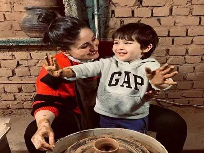 kareena kapoor taimur ali khan relationship: 'मी त्याच्याशिवाय तासभरही जगू शकत नाही' करीनाच्या 'या' शब्दांमध्ये तैमूरसाठी दडलंय अतूट प्रेम