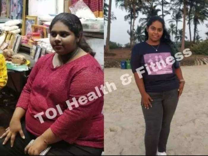 sejal pai reduce weight from 120 kg to 90 kg in just one year an inspiration weight loss journey