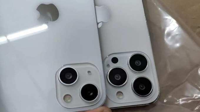 iPhone 13 leaked dummy unit Latest Photos