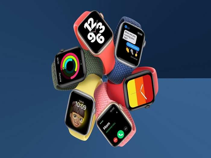 Apple Watch Series 7 Launch Date Price Features 1