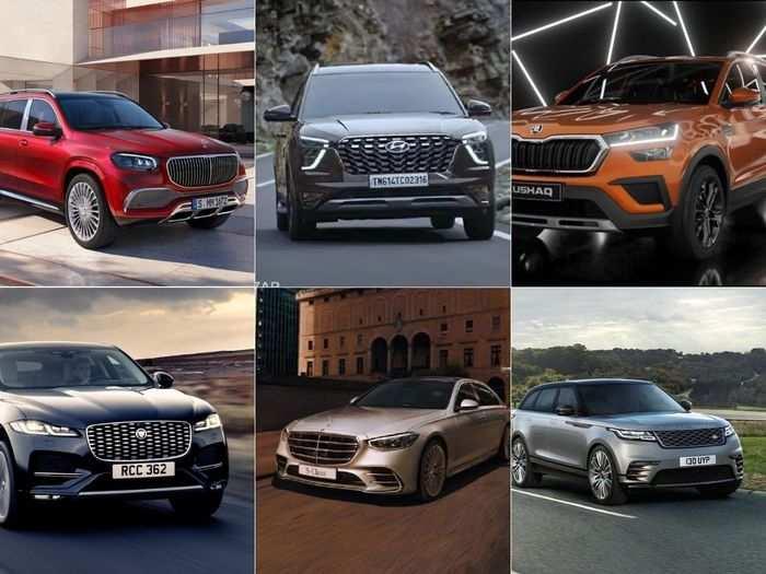 पिछले 30 दिनों में इन 9 धांसू कारों की भारत में हुई एंट्री, तस्वीरों में चुनें अपनी पसंद