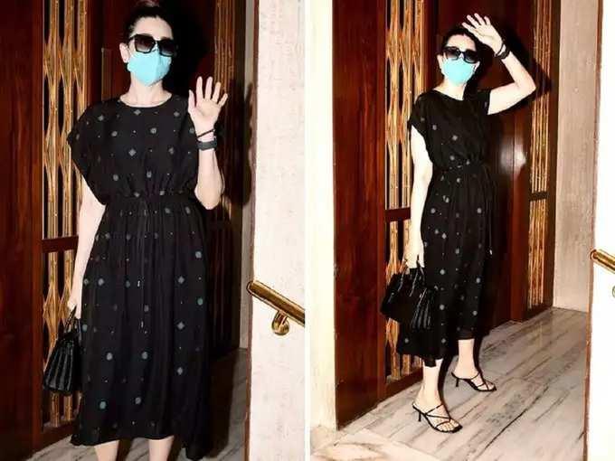 kareena kapoor hot and bold black dress: दिवसरात्र पार्टी चाले! करीना व करिश्माच्या स्टायलिश लुकवर भारी पडली कपूर घराण्याची 'ही' लाडकी लेक