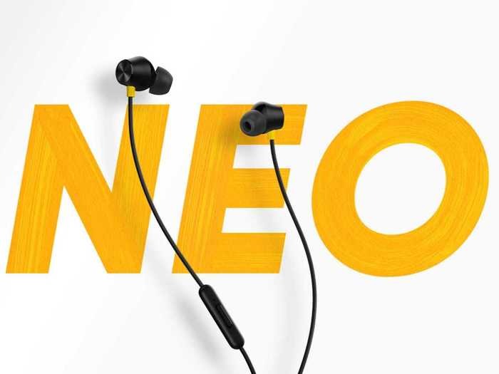 Realme Buds 2 Neo Wired Earphones