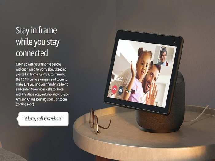 Amazon Echo Show 5 and Echo Show 10 launch price