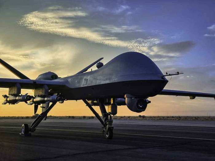 israel used world first artificial intelligence guided combat drone swarm in gaza attacks hamas