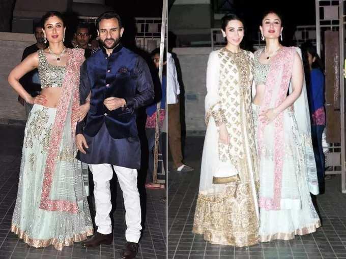 kareena kapoor khan bold lehenga: नणंदेच्या लग्नात करीना कपूरने परिधान केला इतका बोल्ड लेहंगा, सुपरहॉट अभिनेत्रीसमोर नवरीचा लुकही पडला फिका