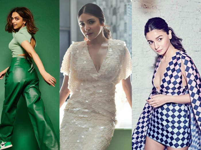 bollywood celebs includes anushka sharma alia bhatt who own clothing lines businesses on the side