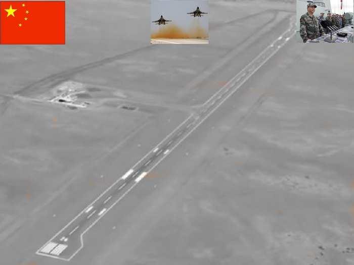China Air Base
