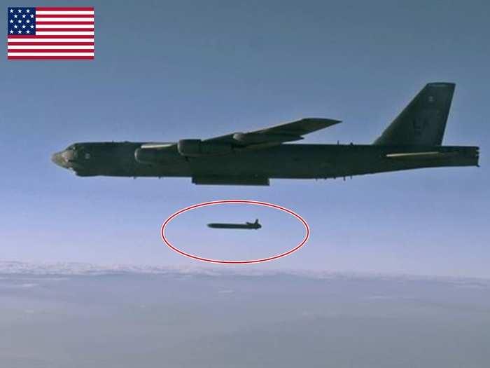 USAF Cruse Missile0