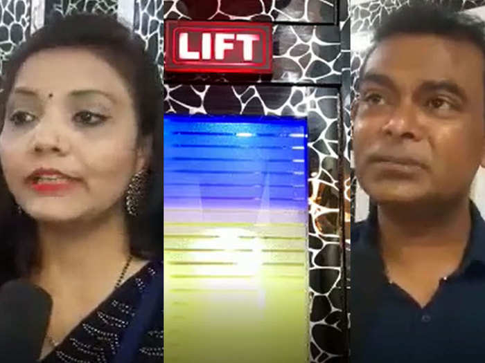engineer husband makes special lift to gift for wife patna bihar know this lift specification