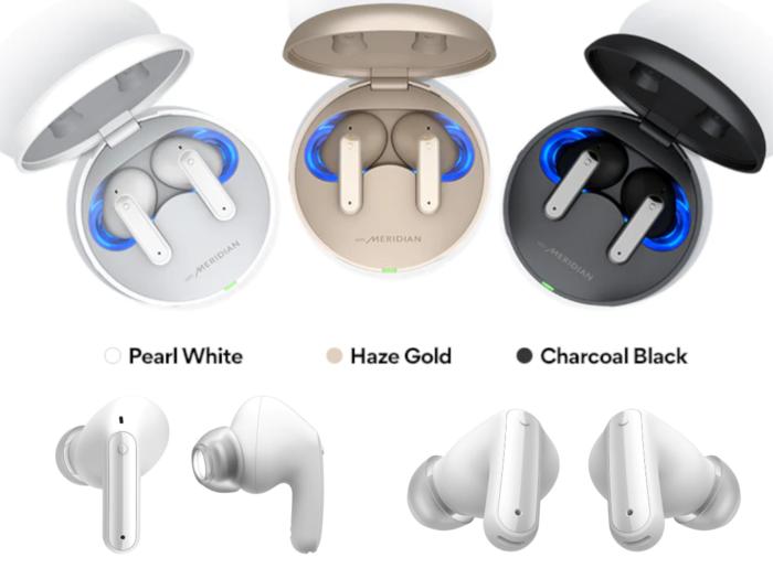 LG Tone Free DFP8W TWS Earbuds
