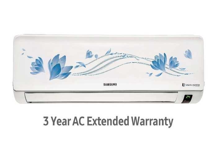 Discount Offers On Samsung Split Inverter AC Amazon Flipkart