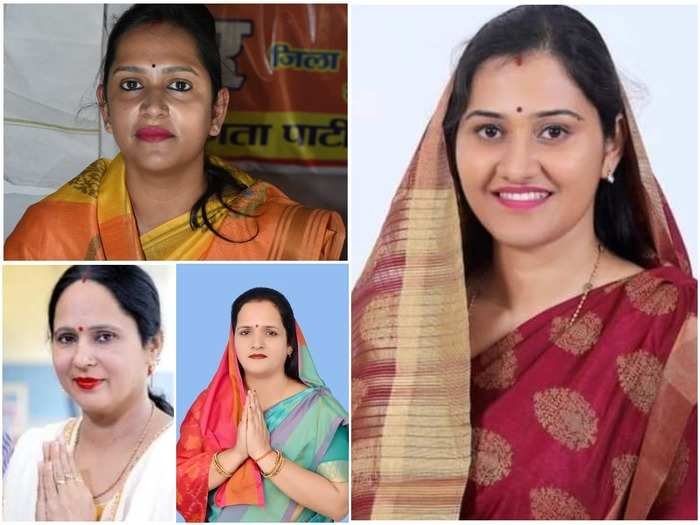 up zila panchayat elections: women victory in district panchayat president, know details