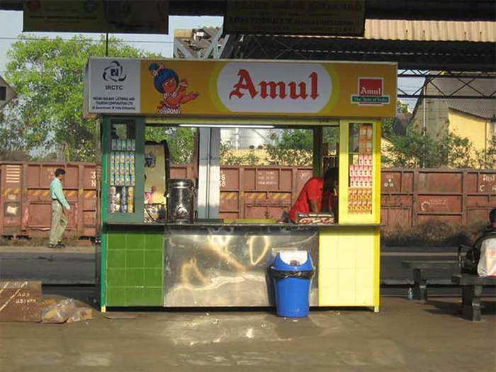 amul business can be started with less investment which has given high return in coronavirus time also