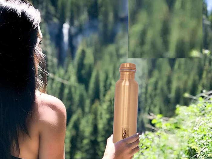 Copper Water Bottles : अपनी इम्यूनिटी बूस्ट करने के लिए इन Copper Bottles में पीएं पानी, रहें स्वस्थ्य