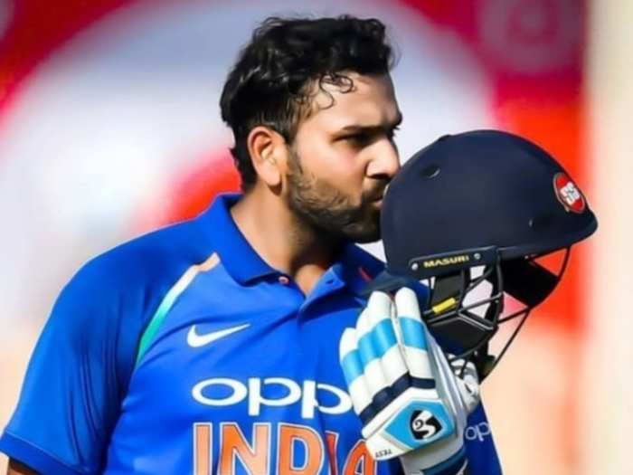 on this day in 2019 wc : hitman rohit sharma becomes 1st batsman to score five hundreds in a single edition of world cup