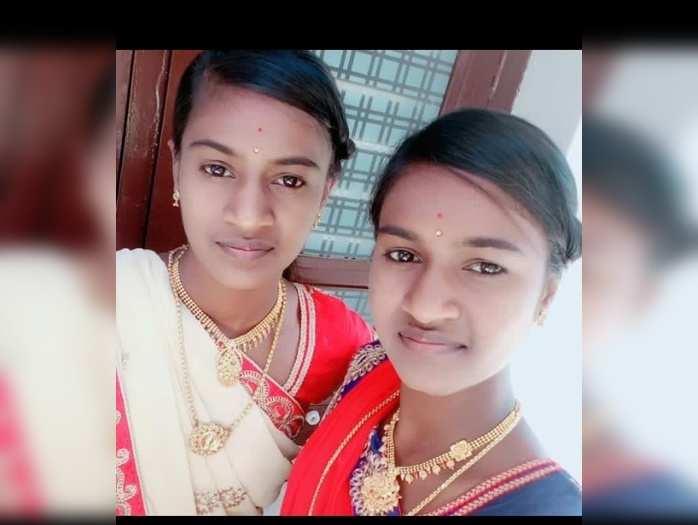 mandya twin sisters