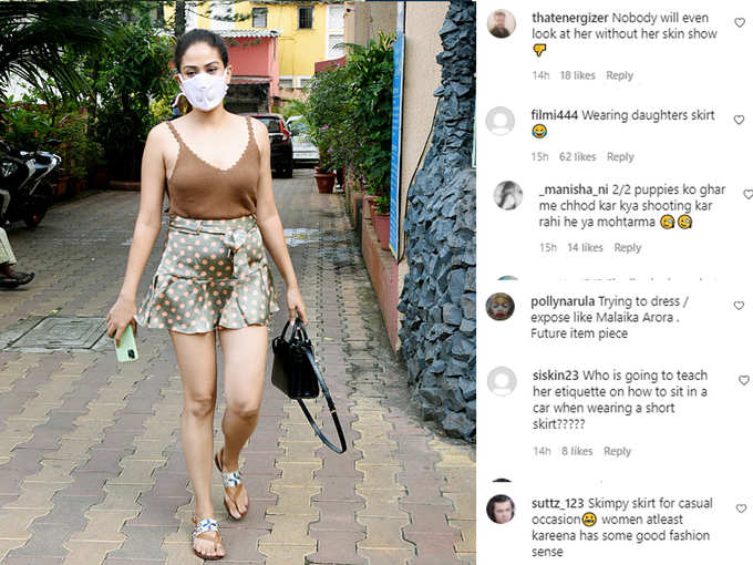 shahid kapoor wife mira gets brutally trolled for her skirt