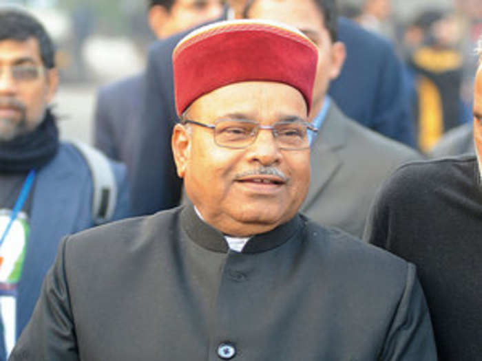 thaawar chand gehlot, file pic