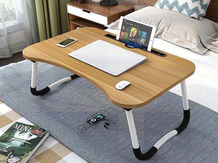Low Price Laptop Table : वर्क फ्रॉम होम लाइफ को आसान बनाते हैं ये Laptop Table