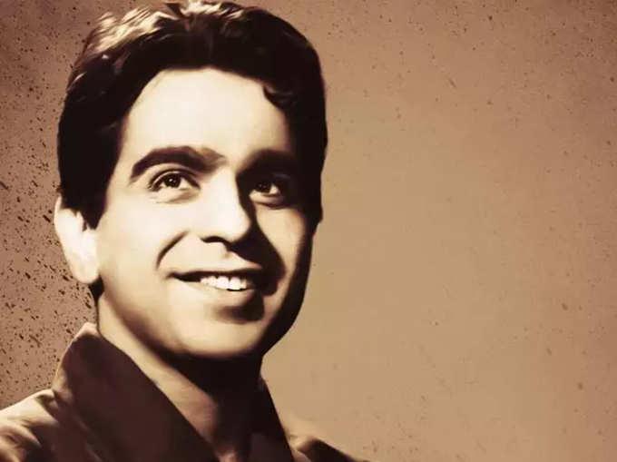 सायरो बानो नव्हे तर ही अभिनेत्री होती दिलीप कुमार यांचं पहिलं प्रेम
