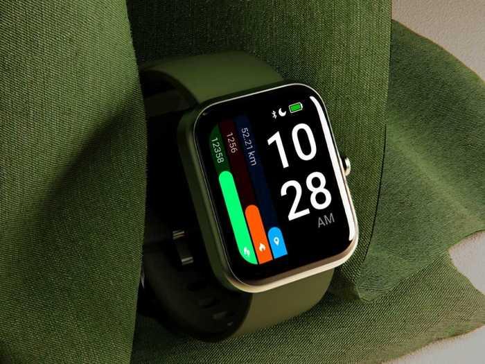 boAt Watch Xtend Smartwatch Design