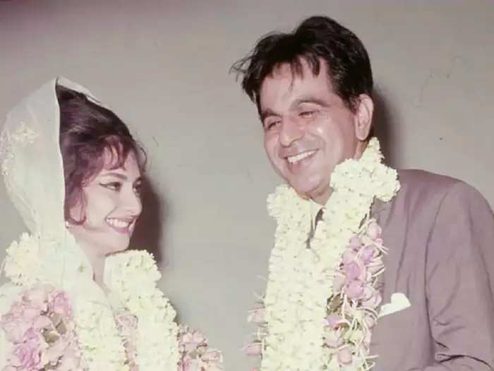what is the reason behind dilip kumar and saira banu had no child in their life best love story of all time
