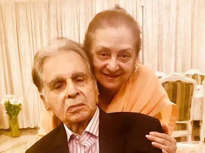 dilip kumar and saira banu love story: दिलीप कुमार-सायरा यांच्या आयुष्यात मूल का नव्हते? अभिनेत्याशी संबंधित गोष्टी शिकवतात की नेमकं कसं असतं खरं प्रेम