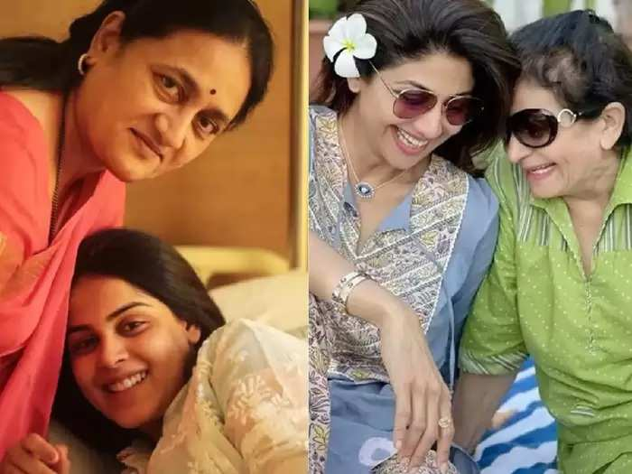 bollywood actresses who share a good relationship with their mother in law