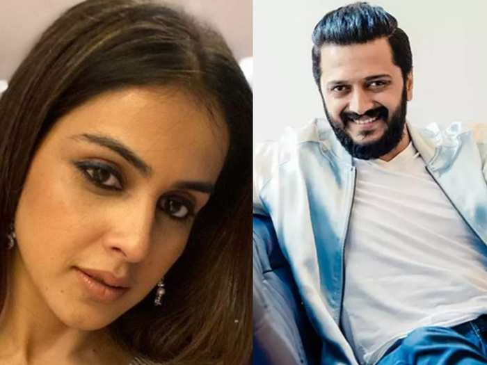 genelia dsouza once revealed how riteish deshmukh first impression was not good on her and later she finds truth