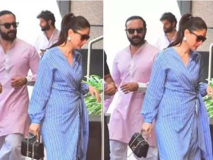 kareena kapoor hot dress: इतका स्वस्त ड्रेस घालून तैमूरच्या शाळेत पोहोचली होती करीना, हॉट लुककडेच खिळल्या साऱ्यांच्या नजरा