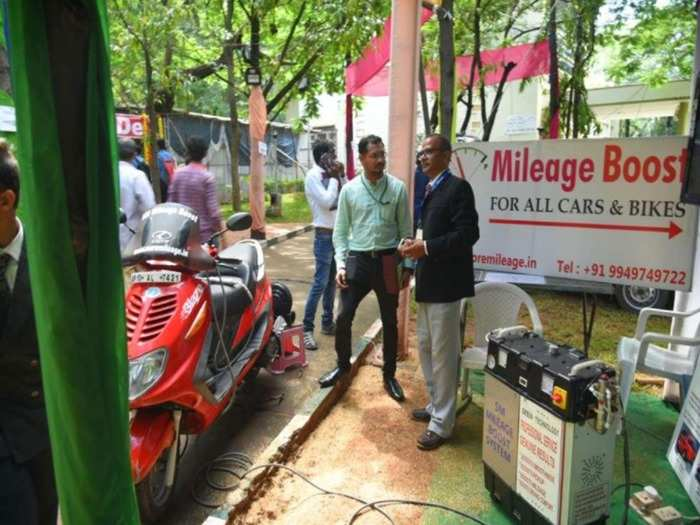 hyderabad-based techie develops 5m mileage booster gadget that boosts car mileage while drastically reducing emissions check details