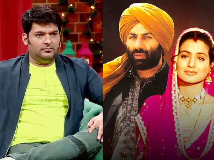 Kapil Sharma Gadar Movie Scene Was Cut: kapil sharma worked in sunny deol  and ameesha patel starrer gadar but his scene was chopped off due to this  reason- कपिल शर्मा ने 'गदर'