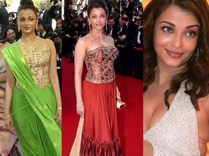 aishwarya rai bachchan worst appearance at the cannes film festival so far