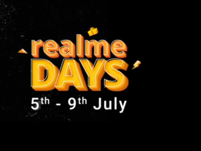 realme days sale last day