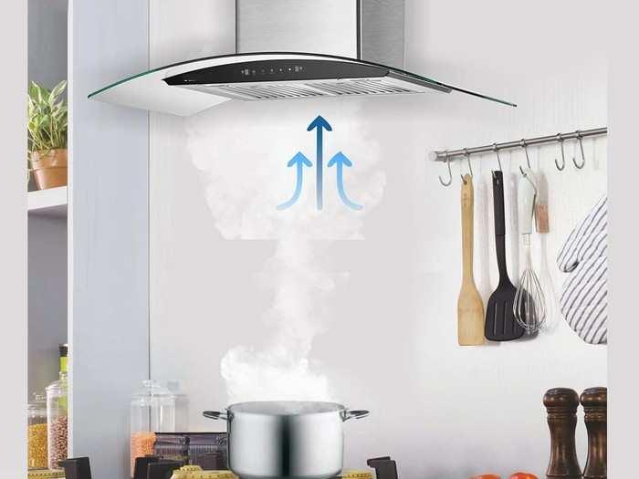 Kitchen Chimney : इन Auto Clean Kitchen Chimney पर मिल रही है 50% तक की भारी छूट, जल्दी करें