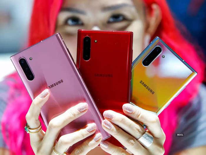 Samsung Mobile TOI