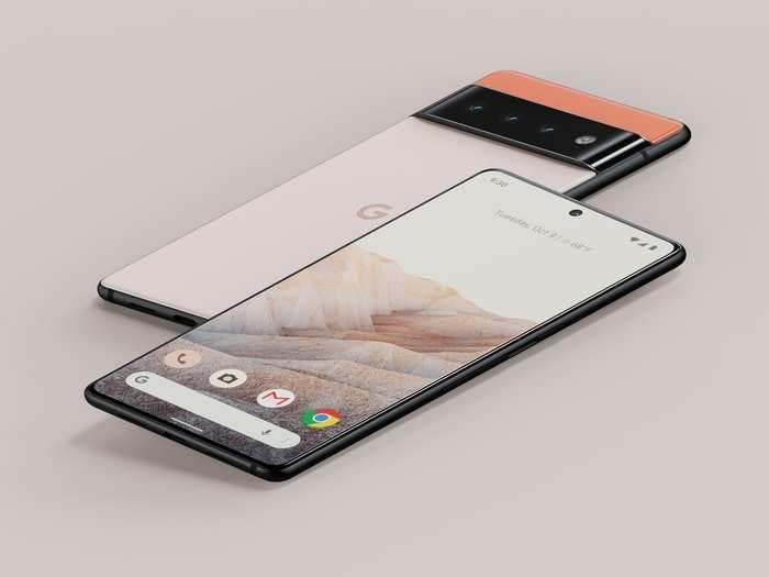 Google Pixel 6 Series Smartphone Launch Price Specs