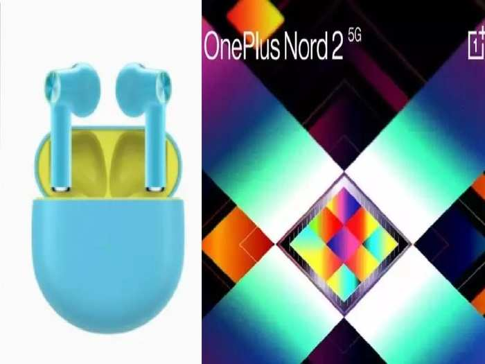 OnePlus Buds Pro And OnePlus Nord 2 5G India Launch Price